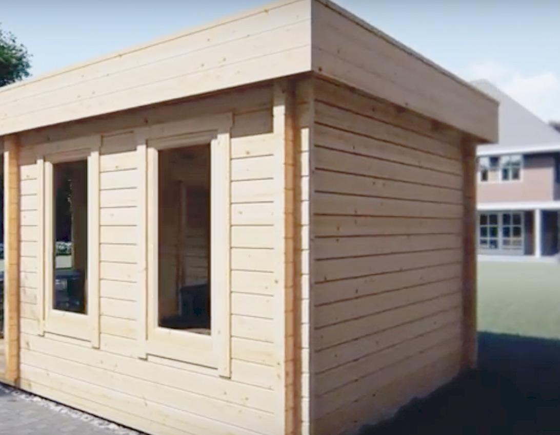 Casetta di legno castellosvevo 9 t koala casette in for Premiato design di casette