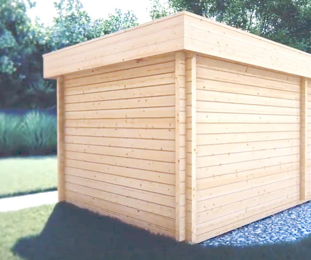 Casetta di legno castellosvevo 9 koala casette in legno for Premiato design di casette