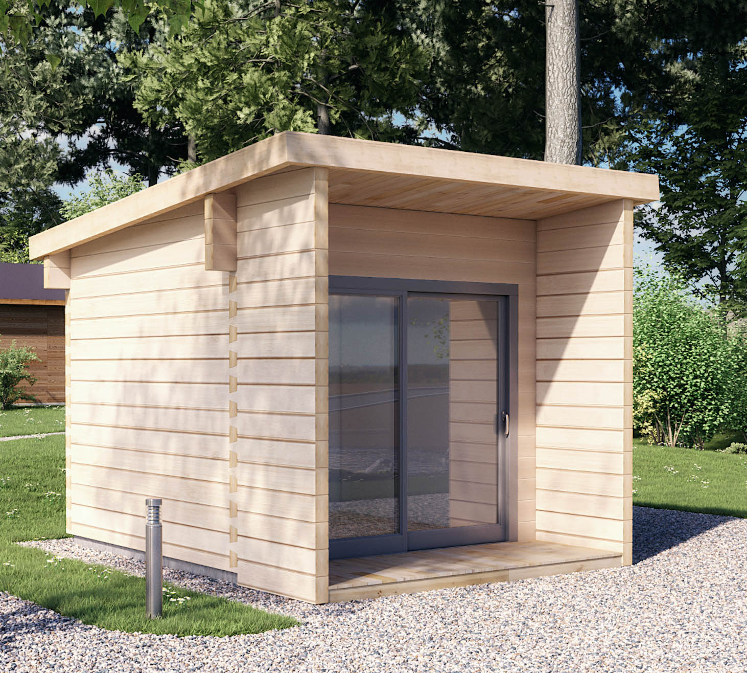 casetta di legno loft 12 koala casette in legno di design