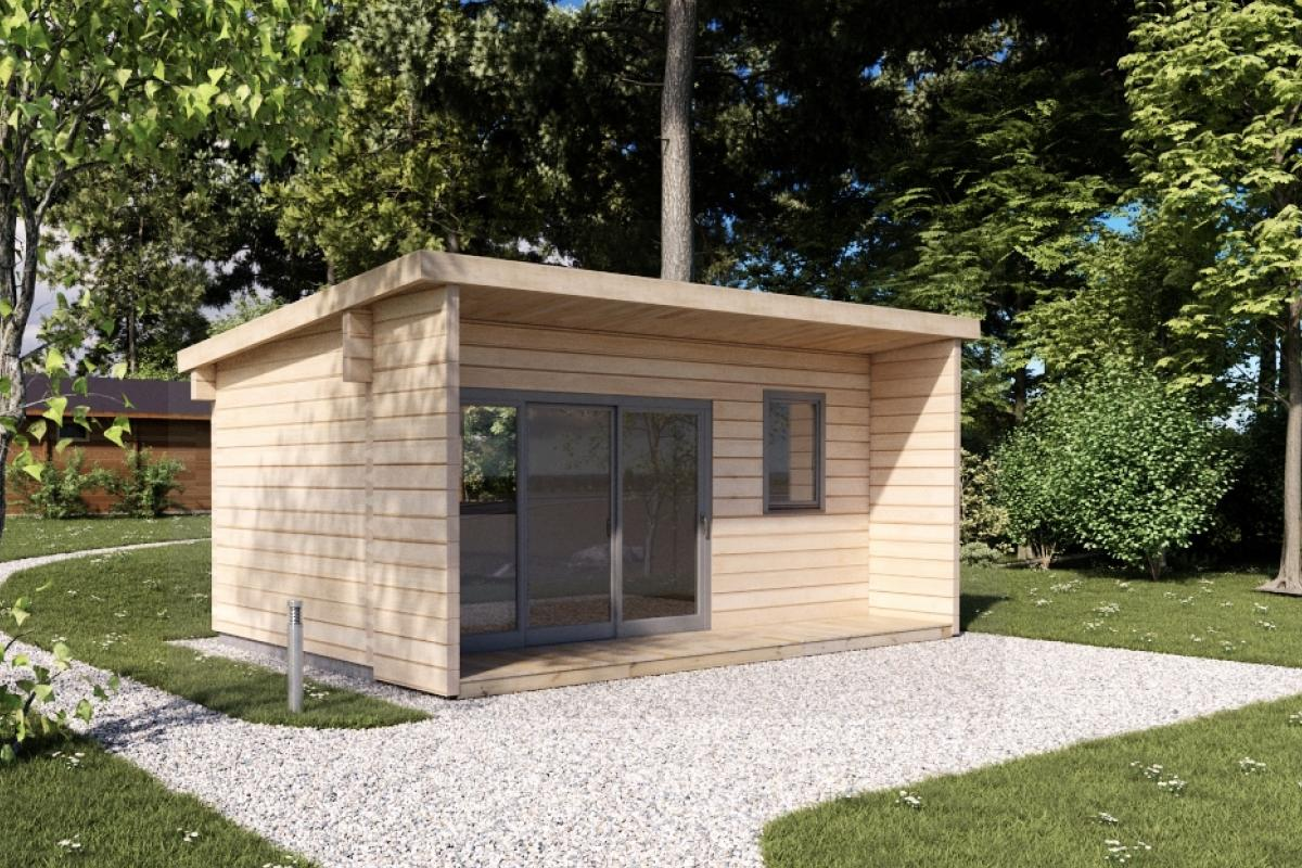 Casetta Giardino In Legno : Casetta da giardino in legno m² spessore mm