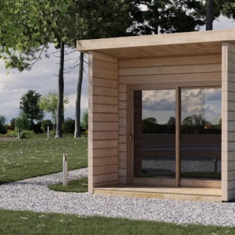 casette di legno koala casette in legno di design