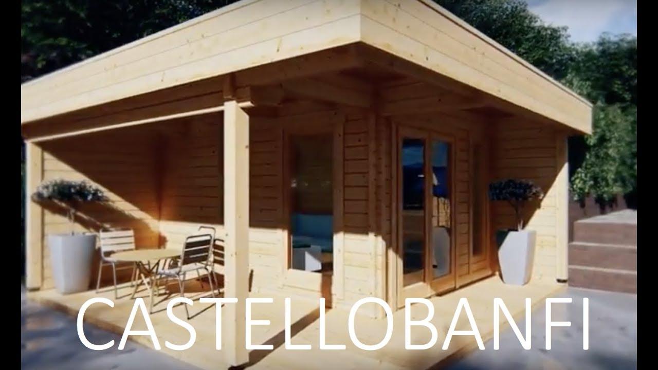 Casetta di legno castellomalaspina 9 koala casette in for Premiato design di casette